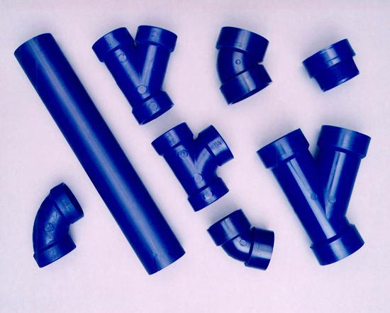 Method Statement For Drainage Piping PVC uPVC Underground Above Ground
