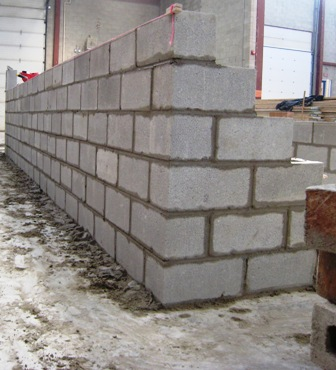 masonry works for walls
