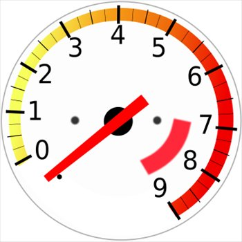 tachometer rpm monitoring