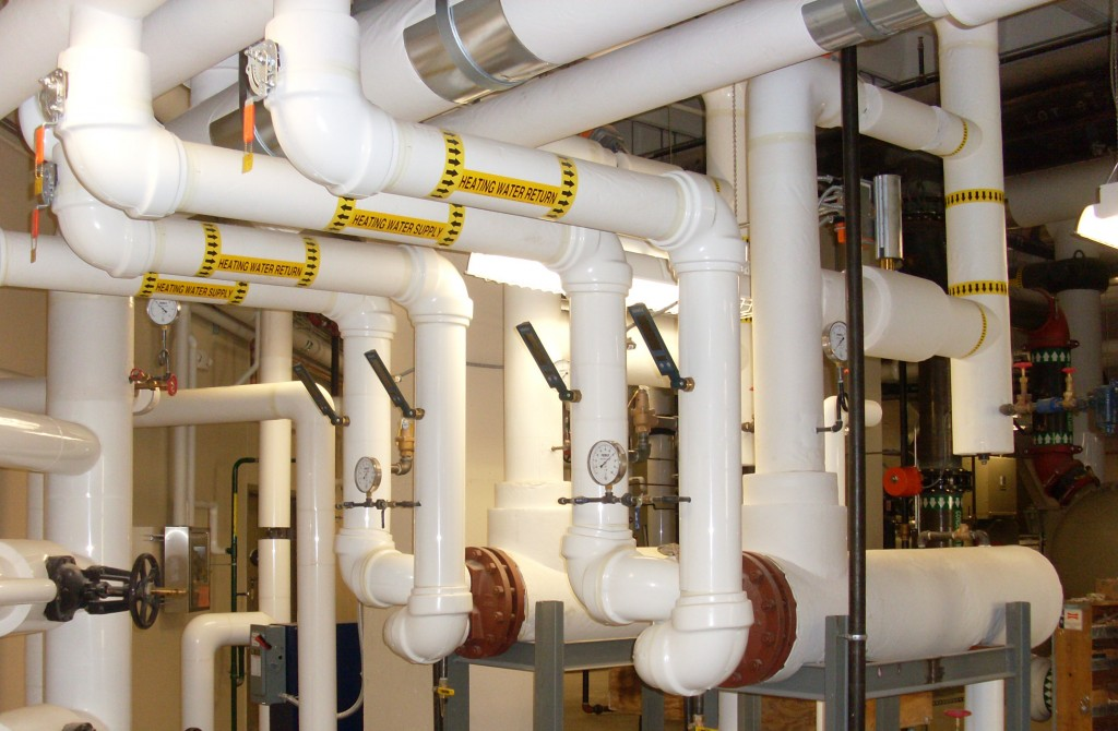 TESTING OF CHILLED WATER PIPES & FITTINGS – HOW TO GUIDE