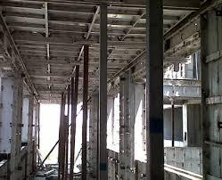 RCC walls and slab work method statement