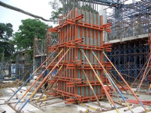 Concrete-Formwork Installation Method Statement