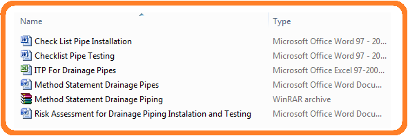 Download MST Installation of drainage piping