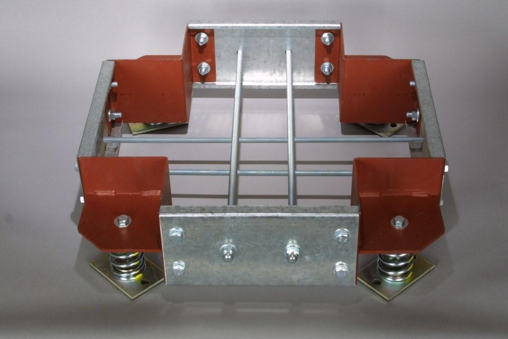 Installation Of Inertia Base