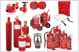 fire-fighting-equipment maintenance